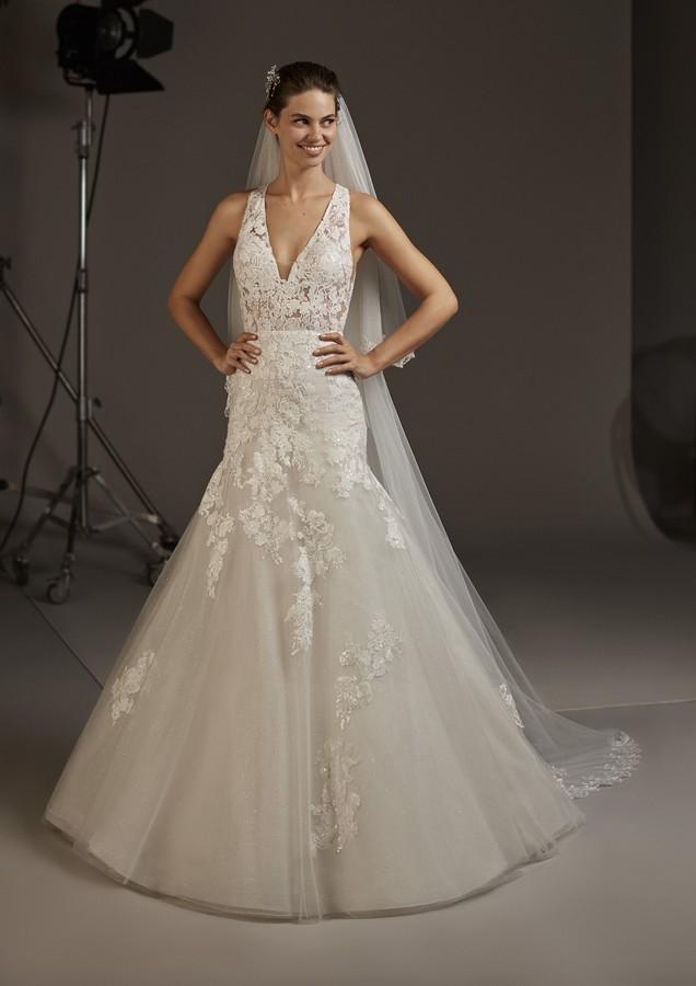 Pronovias abiti da sposa 2020