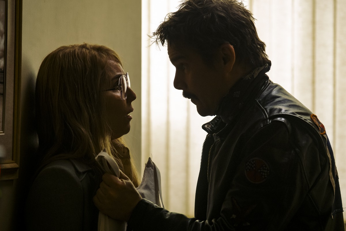 Rapina a Stoccolma film