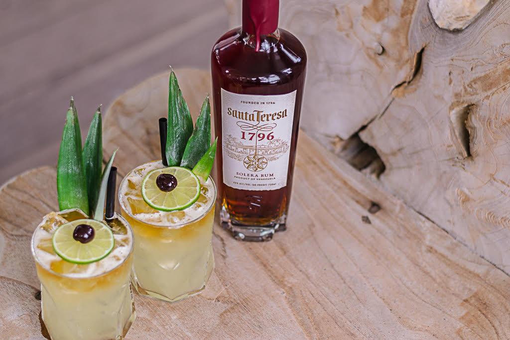 Rum Santa Teresa 1796