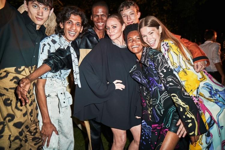 Stella McCartney party Milano 2019: Mahmood, Francesco Vezzoli, Melissa Satta e Patricia Urquiola