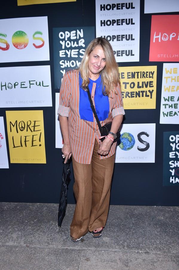 Stella McCartney party Milano 2019
