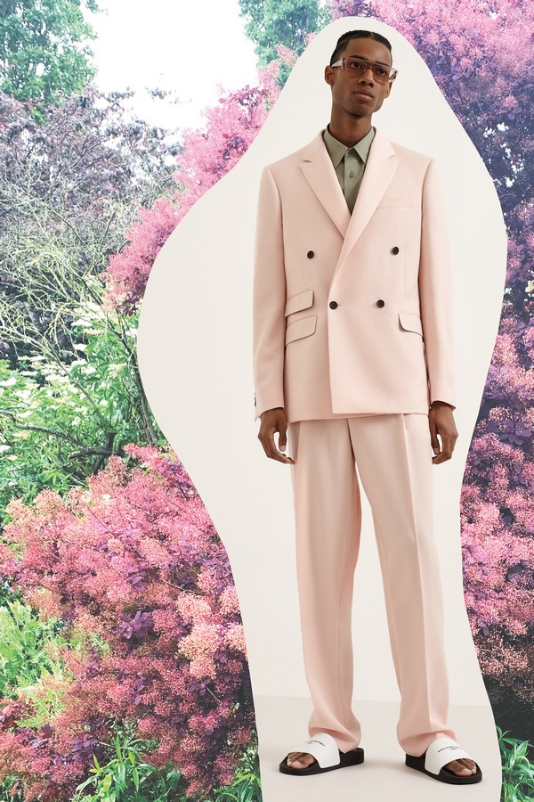 Stella McCartney uomo primavera estate 2020