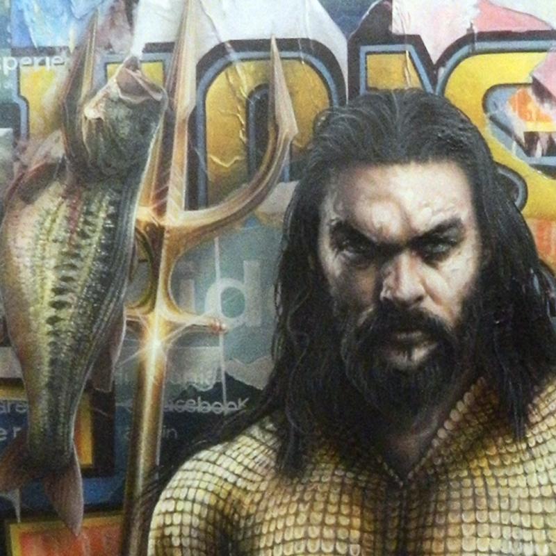 Superheroes mostra Street Art In Store