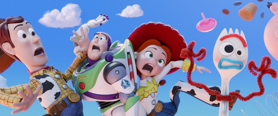 Toy Story 4: i primi amori non si scordano mai