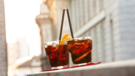 Terrazza Sina The Gray aperitivo: la stagione estiva con DJ set, cocktail e finger food