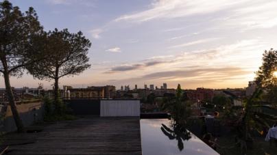 Terrazza Visionair Lambrate Milano: lo skyline più avveniristico della città
