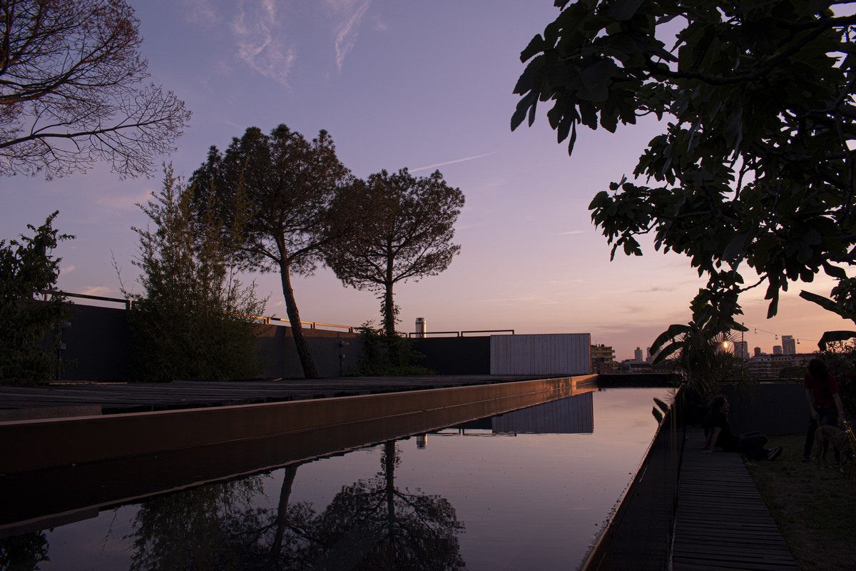 Terrazza Visionair Lambrate Milano
