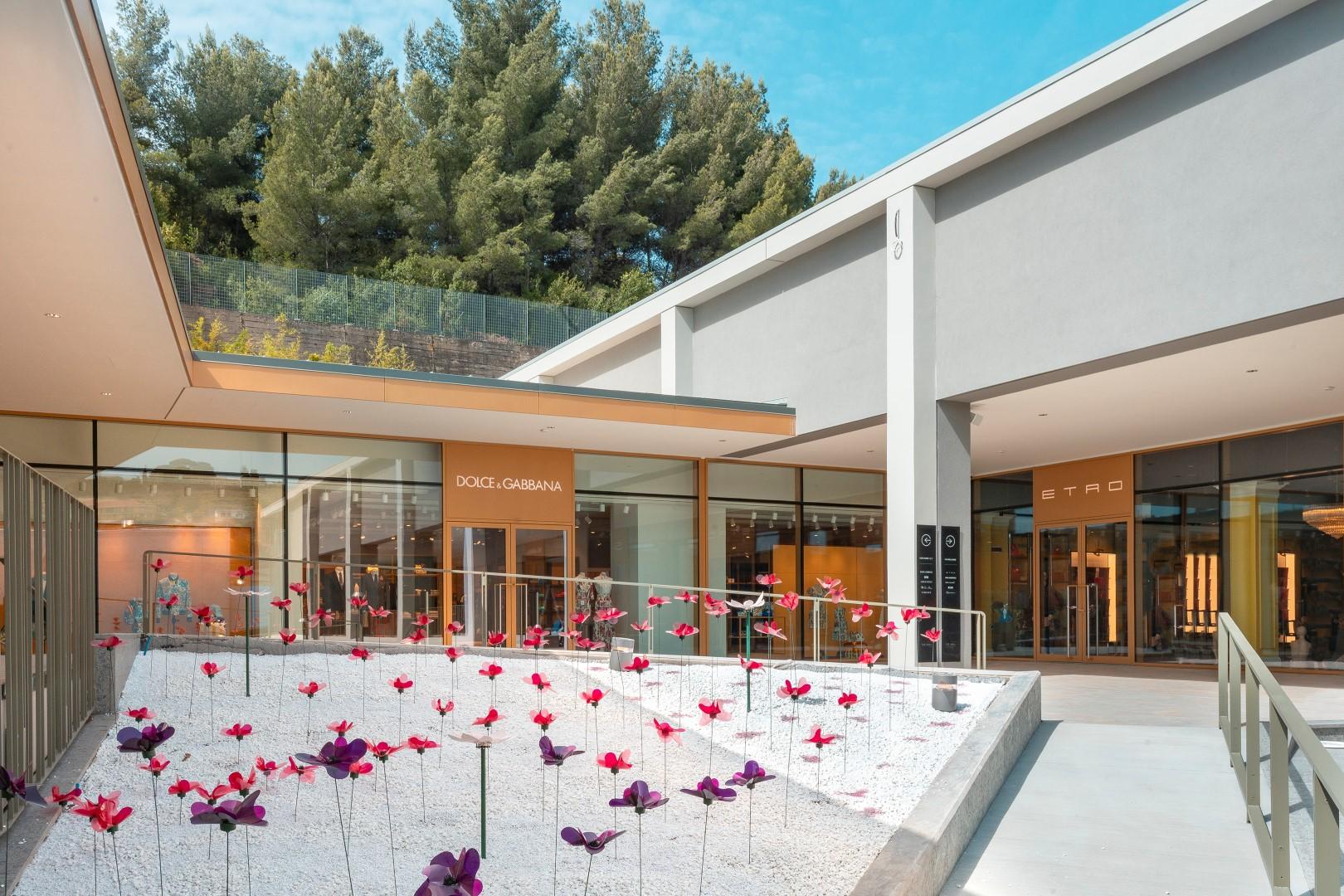 The Mall Sanremo negozi