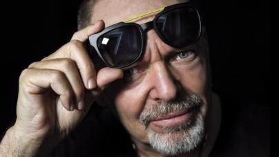 """Vasco Rossi occhiali da sole 2019: il modello """"non stop"""" by Saraghina"""