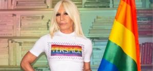 Versace Pride 50 anniversario: Donatella Versace ambasciatrice di Stonewall