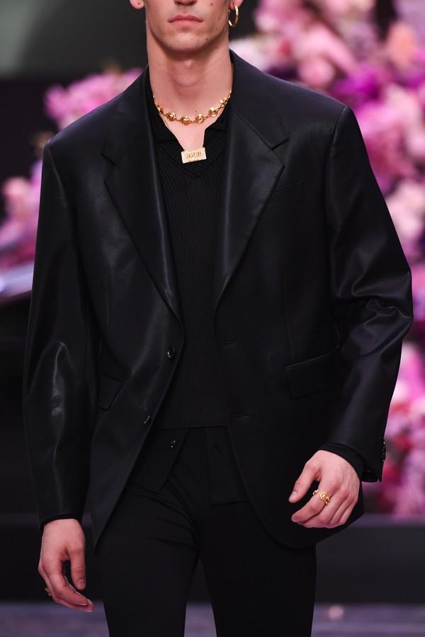 Versace Uomo primavera estate 2020