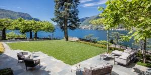 Villa Lario Lago di Como: un'oasi di privacy con vista mozzafiato sul lago