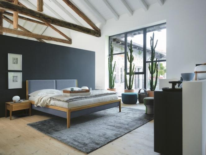 Arredo zona notte design: Team 7 presenta la nuova collezione mylon