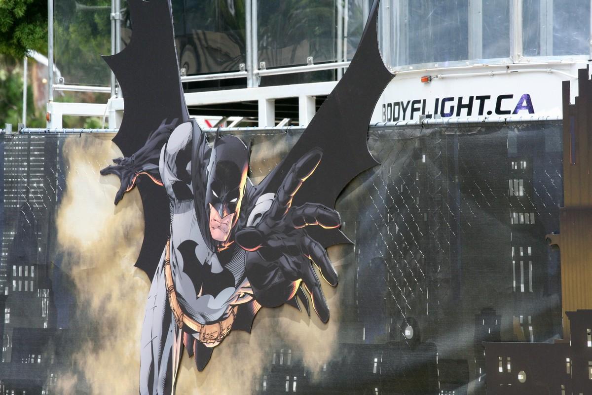 Batman compie 80 anni