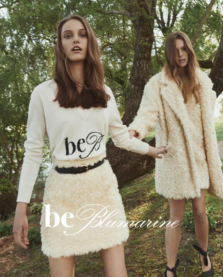Be Blumarine campagna autunno inverno 2019