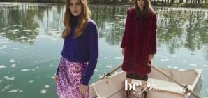 Be Blumarine campagna autunno inverno 2019: atmosfera romantica e stile spontaneo