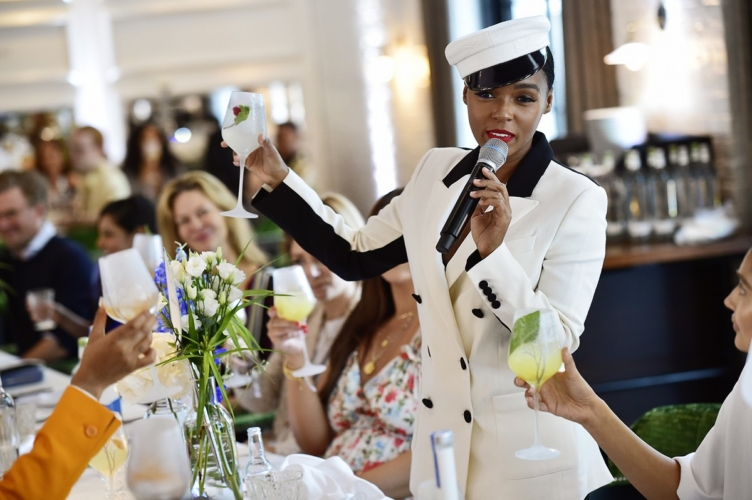 Belvedere Vodka Janelle Monáe limited edition: A Beautiful Future, il party