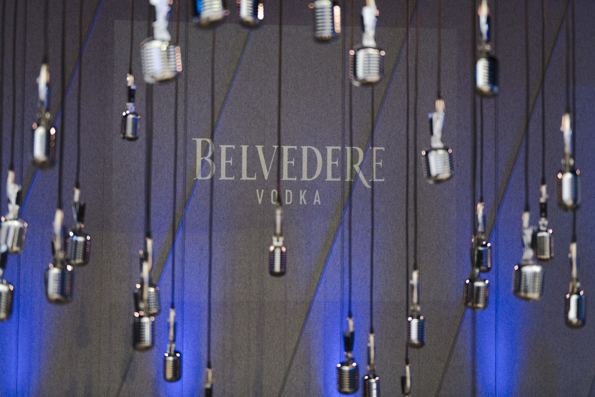 Belvedere Vodka Janelle Monáe limited edition