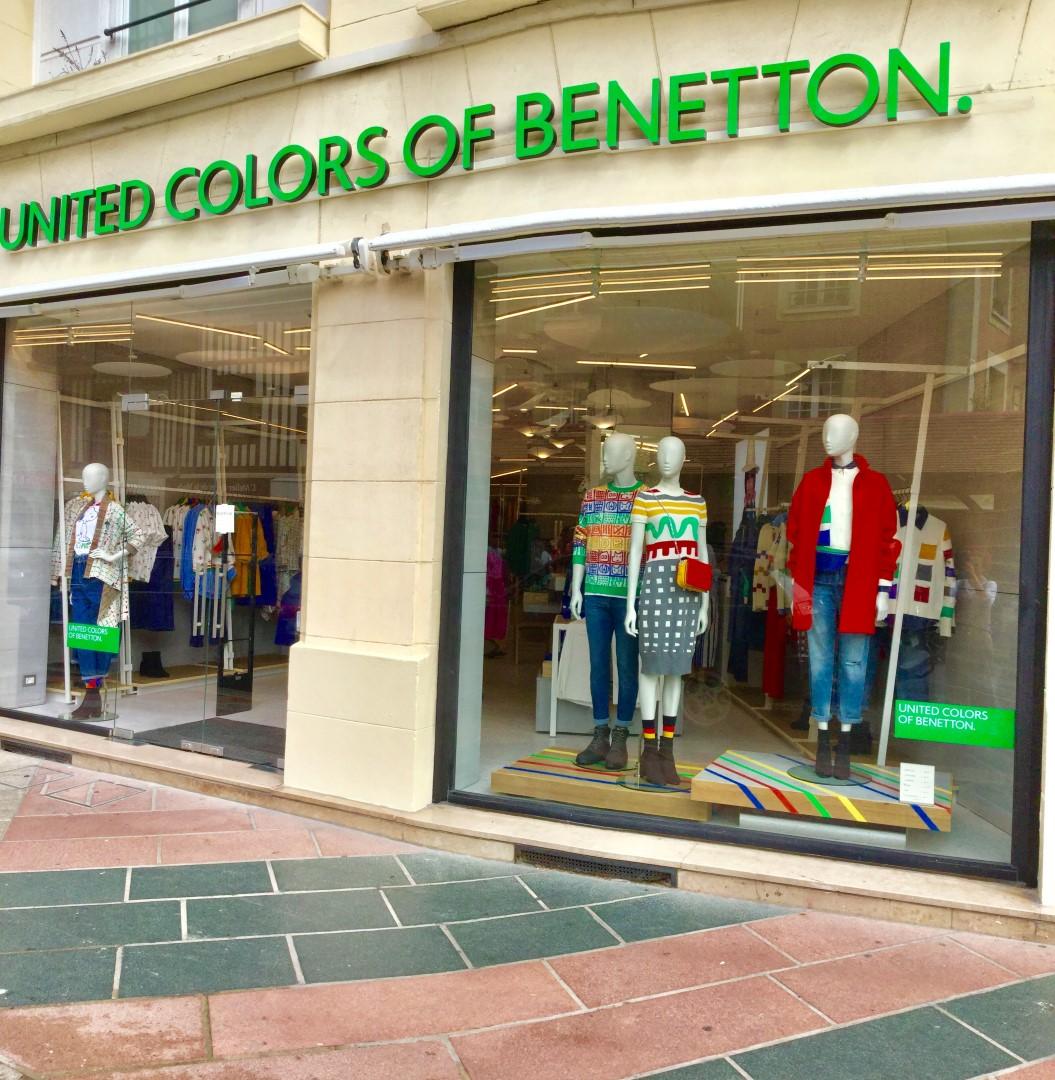 Benetton Deauville