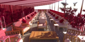 Campari Festival Cinema Venezia 2019: la Lounge e il progetto The Red Hour
