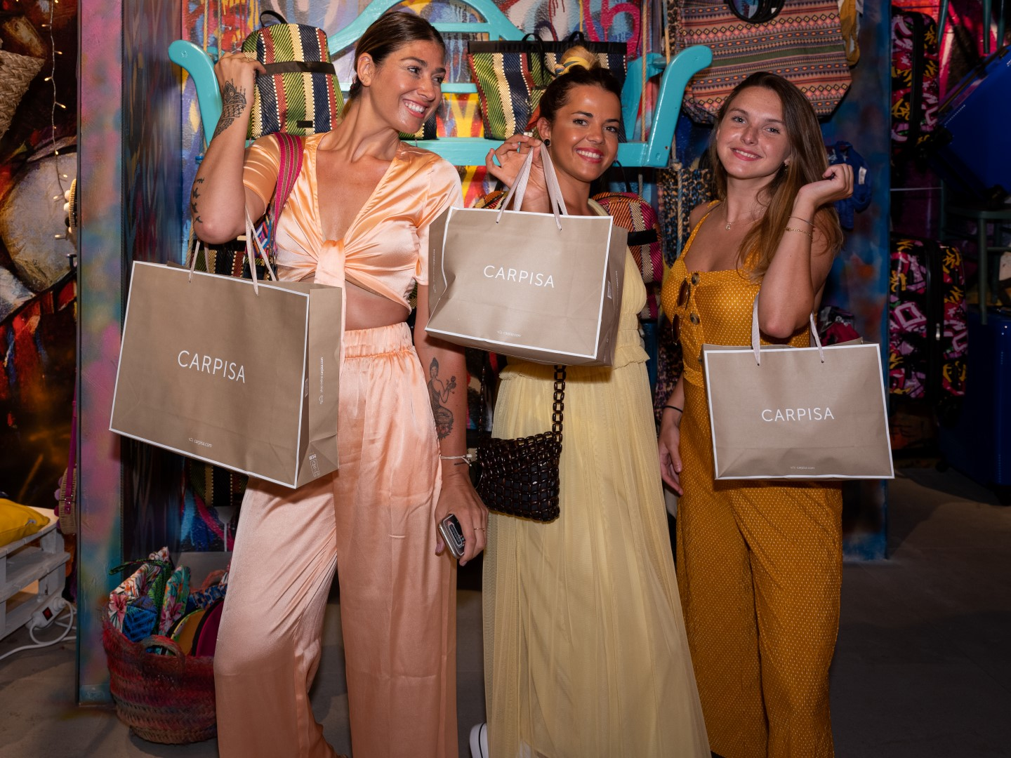 Carpisa Ibiza pop-up store