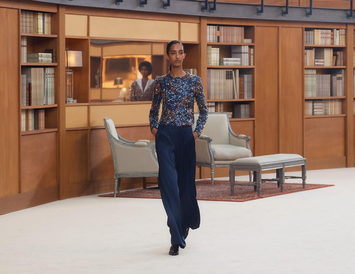 Chanel Haute Couture autunno inverno 2019