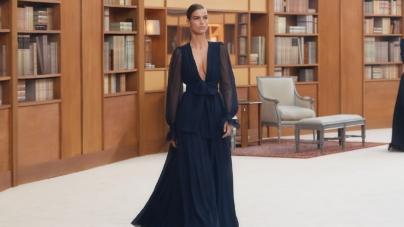 Chanel Haute Couture autunno inverno 2019: la seduzione lussuosa e voluttuosa