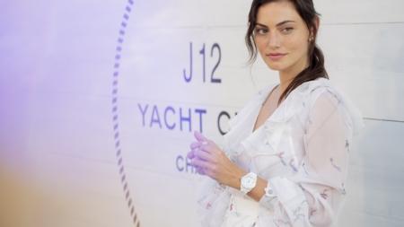 Chanel orologio J12: l'esclusivo party J12 Yacht Club a Shelter Island