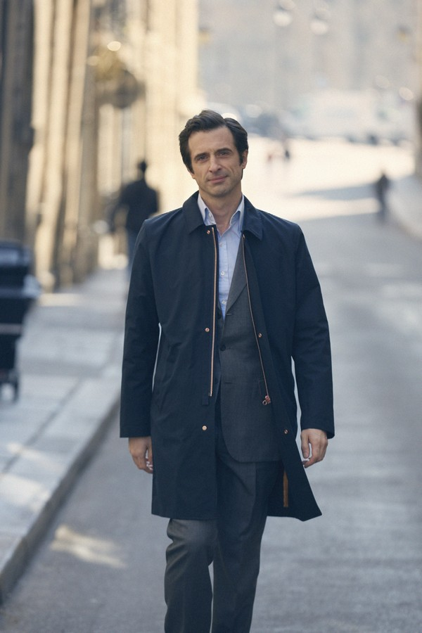 Chanel profumiere Olivier Polge