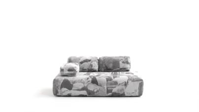 Diesel Moroso collezione 2019: i nuovi divani AeroZeppelin e Nebula Light