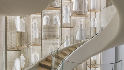 Dior Parigi Champs Elysees: il nuovo flagship store, video e foto