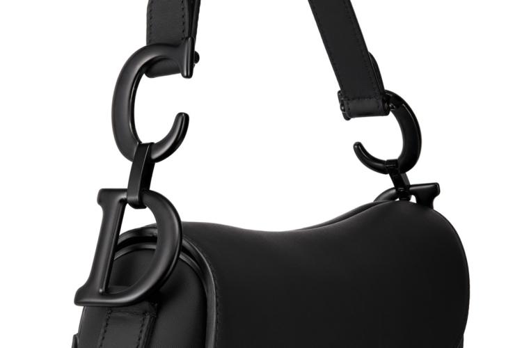 Dior borse autunno inverno 2019: Lady Dior, Saddle e Diorama in finish nero ultra mat