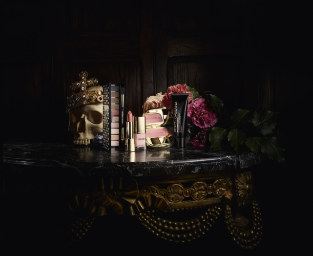 Dolce&Gabbana make up autunno 2019: la collezione Eternal Love