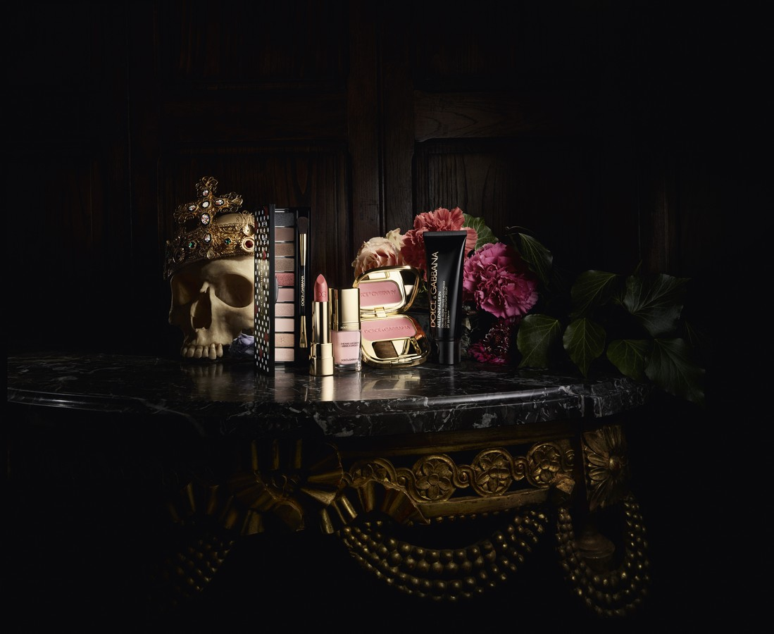 Dolce&Gabbana make up autunno 2019