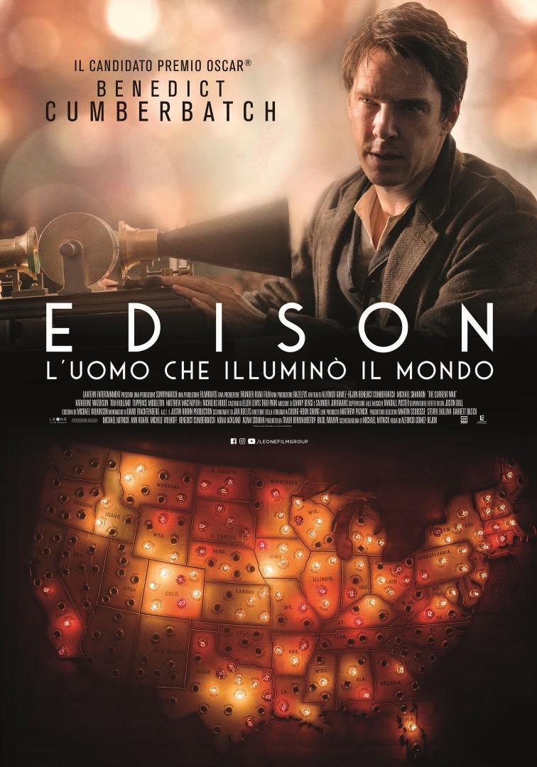 Edison L'uomo che illuminò il mondo
