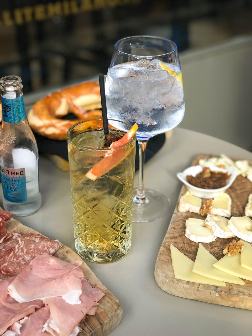Egalite Milano aperitivo