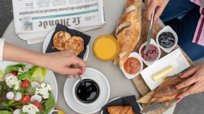 Egalite Milano menu brunch: la boulangerie presenta il Brunch à la française