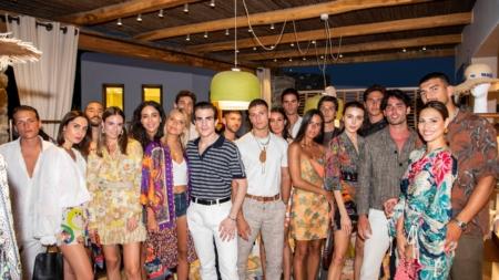 Etro Beach Mykonos: la capsule collection con Luisa World e il party