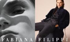 Fabiana Filippi campagna autunno inverno 2019: composizioni fotografiche essenziali