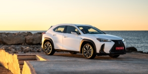 Festival Cinema Venezia 2019 Lexus: UX Hybrid sul red carpet con le star