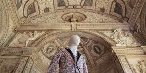 Giulio Romano mostra Mantova: la capsule collection firmata Luigi Bianchi Mantova Sartoria