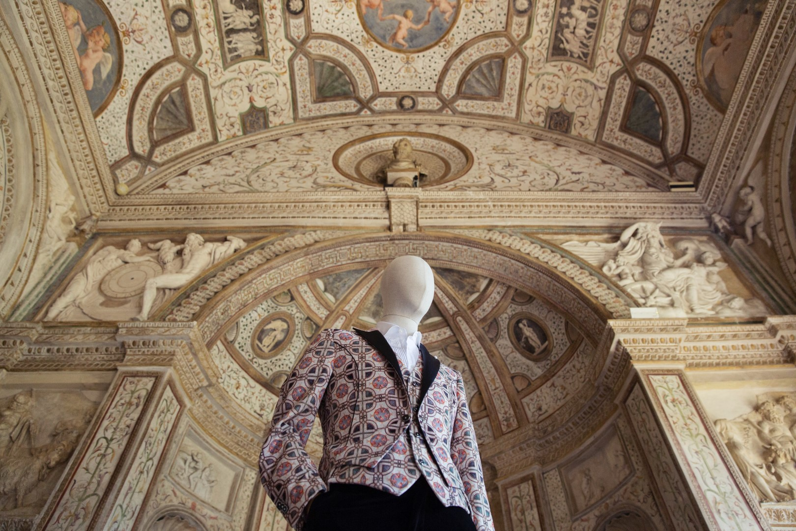 Giulio Romano mostra Mantova