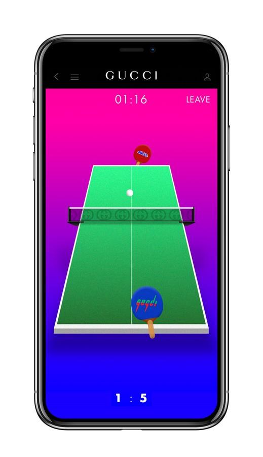 Gucci App giochi Arcade