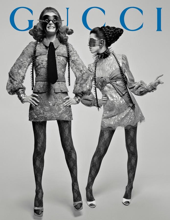 Gucci campagna autunno inverno 2019