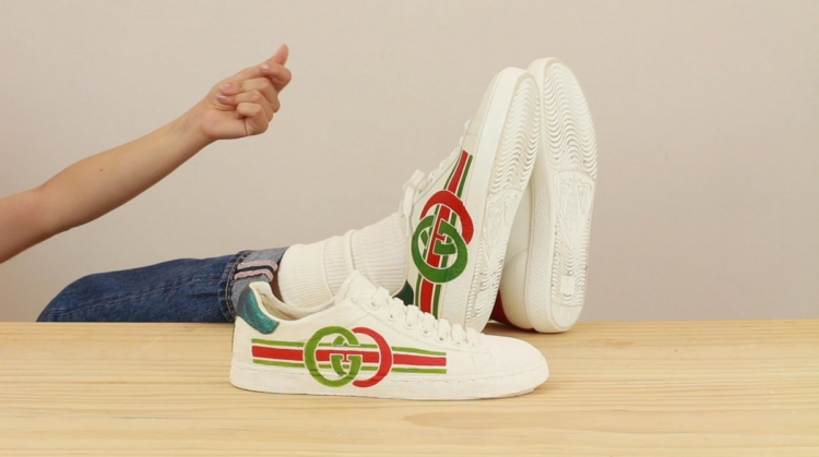 Gucci sneakers Ace