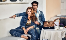 Guess campagna autunno inverno 2019: le tendenze denim e gli accessori
