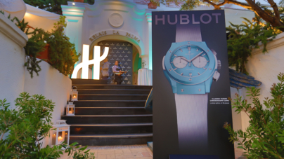 Hublot Classic Fusion Capri 2019: il cronografo in special edition ispirato al mare