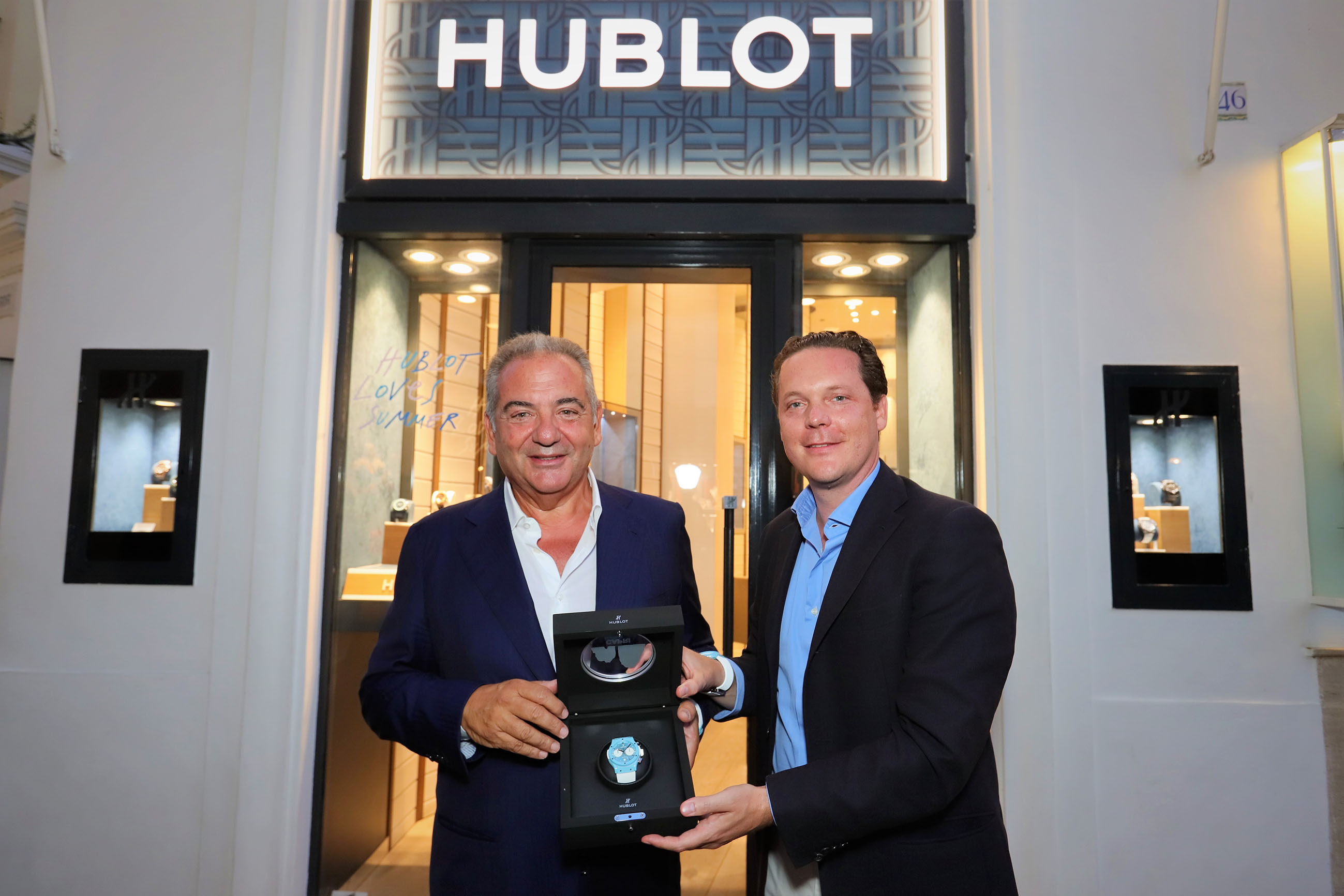 Hublot Classic Fusion Capri 2019