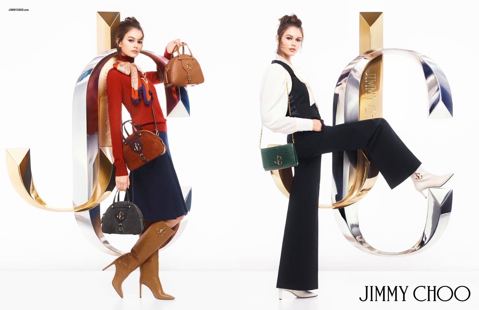 Jimmy Choo campagna autunno inverno 2019