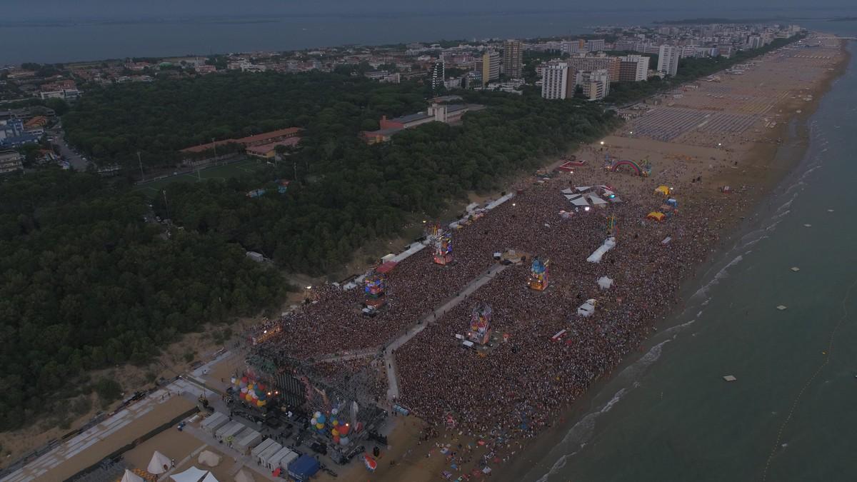 Jova Beach Party Lignano